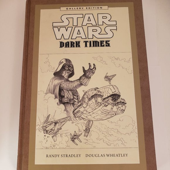 Star Wars Dark Times GALLERY EDITION Stradley Art